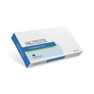 Halotestos 10 - comprar Fluoximesterona (Halotestin) en la tienda online | Precio