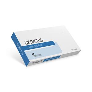 Oxymetos 25 - comprar Oximetolona (Anadrol) en la tienda online | Precio