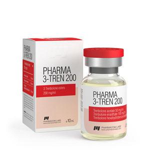 Pharma 3 Tren 200 - comprar Mezcla de trembolona (Tri Tren) en la tienda online | Precio