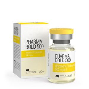 Pharma Bold 500 - comprar Undecilenato de boldenona (equipose) en la tienda online | Precio