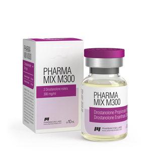 Pharma Mix M - comprar Propionato de drostanolona