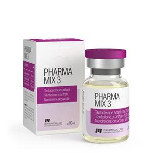 Pharma Mix-3 - comprar Enantato de testosterona