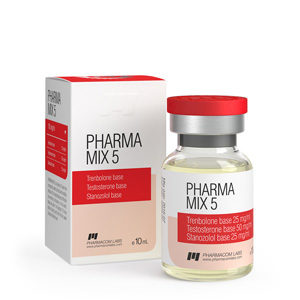 Pharma Mix-5 - comprar Base de trembolona
