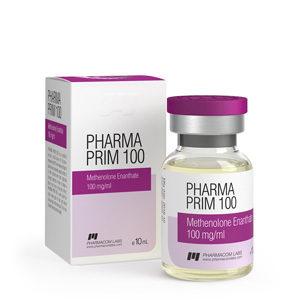 Pharma Prim 100 - comprar Enantato de metenolona (depósito de Primobolan) en la tienda online | Precio