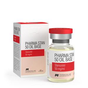 Pharma Stan 50 Oil Base - comprar Inyección de estanozolol (depósito de Winstrol) en la tienda online | Precio