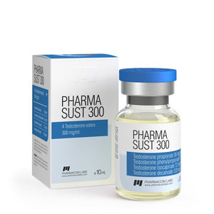 Pharma Sust 300 - comprar Sustanon 250 (mezcla de testosterona) en la tienda online | Precio