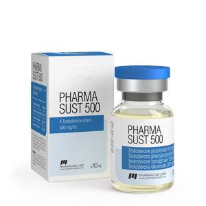 Pharma Sust 500 - comprar Sustanon 250 (mezcla de testosterona) en la tienda online | Precio