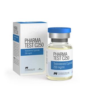 Pharma Test C250 - comprar Cipionato de testosterona en la tienda online | Precio