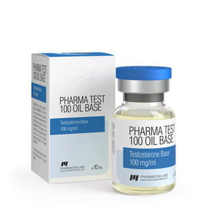 Pharma Test Oil Base 100 - comprar Base de testosterona en la tienda online | Precio