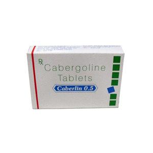 Caberlin 0.5 - comprar Cabergolina (Cabaser) en la tienda online | Precio