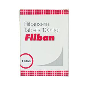 Fliban 100 - comprar Flibanserin en la tienda online | Precio
