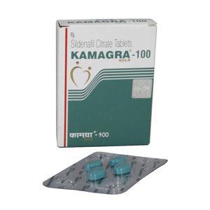 Kamagra Gold 100 - comprar Citrato de sildenafilo en la tienda online | Precio