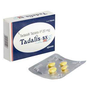 Tadalis SX 20 - comprar Tadalafil en la tienda online | Precio