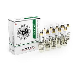 Magnum Bold 300 - comprar Undecilenato de boldenona (equipose) en la tienda online | Precio