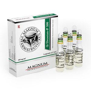 Magnum Drostan-P 100 - comprar Propionato de drostanolona (Masteron) en la tienda online | Precio