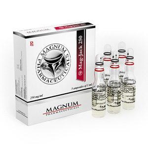 Magnum Mag-Jack 250 - comprar Acetato de trembolona