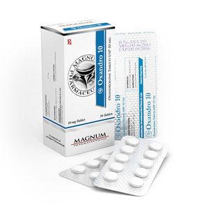 Magnum Oxandro 10 - comprar Oxandrolona (Anavar) en la tienda online | Precio