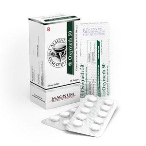 Magnum Oxymeth 50 - comprar Oximetolona (Anadrol) en la tienda online | Precio
