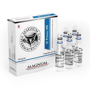 Magnum Primo 100 - comprar Enantato de metenolona (depósito de Primobolan) en la tienda online | Precio