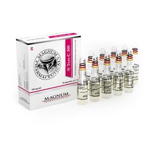 Magnum Test-C 300 - comprar Cipionato de testosterona en la tienda online | Precio