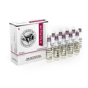 Magnum Test-Prop 100 - comprar Propionato de testosterona en la tienda online | Precio