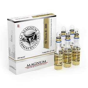 Magnum Tren-E 200 - comprar Enantato de trembolona en la tienda online | Precio