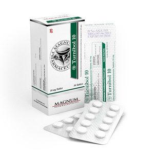 Magnum Turnibol 10 - comprar Turinabol (4-clorodehidrometiltestosterona) en la tienda online | Precio