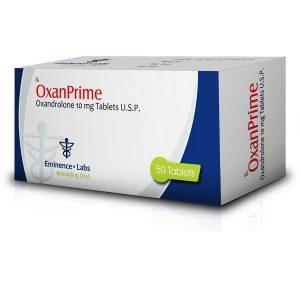 Oxanprime - comprar Oxandrolona (Anavar) en la tienda online | Precio