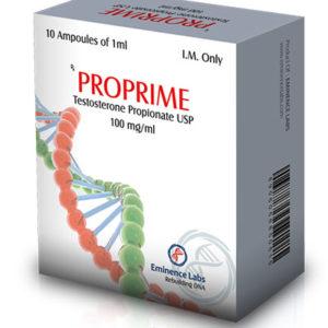 Proprime - comprar Propionato de testosterona en la tienda online | Precio