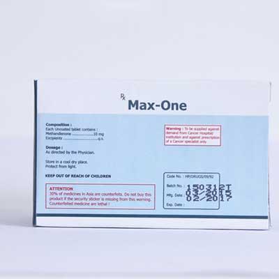 Max-One - comprar Methandienone oral (Dianabol) en la tienda online   Precio