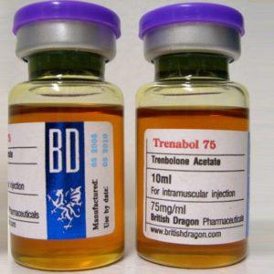 Trenbolone-75 - comprar Acetato de trembolona en la tienda online | Precio