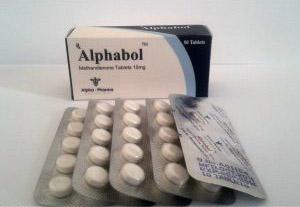 Alphabol - comprar Methandienone oral (Dianabol) en la tienda online | Precio