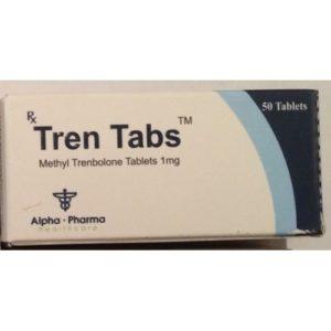 Tren Tabs - comprar Metiltrienolona (Metil trembolona) en la tienda online | Precio