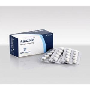 Anazole - comprar Anastrozol en la tienda online | Precio