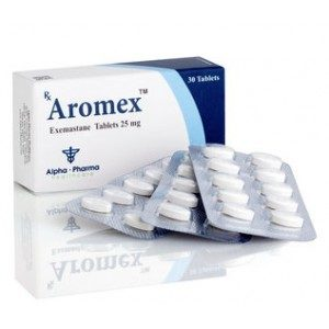 Aromex - comprar Exemestano (Aromasin) en la tienda online | Precio