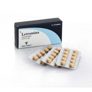 Letromina - comprar Letrozol en la tienda online | Precio