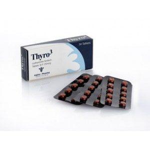 Thyro3 - comprar Liothyronine (T3) en la tienda online | Precio