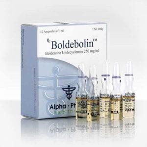 Boldebolin - comprar Undecilenato de boldenona (equipose) en la tienda online | Precio