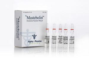 Mastebolin - comprar Propionato de drostanolona (Masteron) en la tienda online | Precio