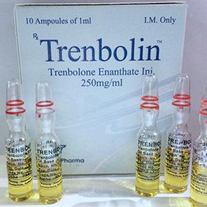 Trenbolin (ampoules) - comprar Enantato de trembolona en la tienda online | Precio
