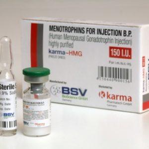 HMG 150IU (Humog 150) - comprar Hormona de crecimiento humano (HGH) en la tienda online | Precio