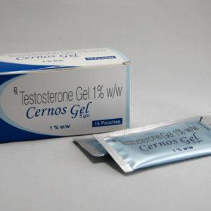 Cernos Gel (Testogel) - comprar Suplementos de testosterona en la tienda online | Precio