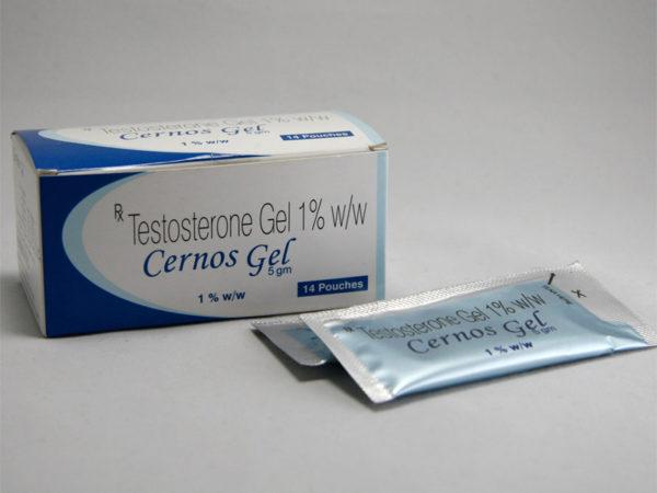 Cernos Gel (Testogel) - comprar Suplementos de testosterona en la tienda online   Precio