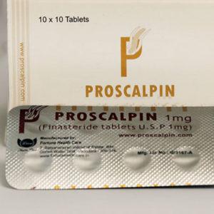 Proscalpin - comprar Finasterida (Propecia) en la tienda online | Precio