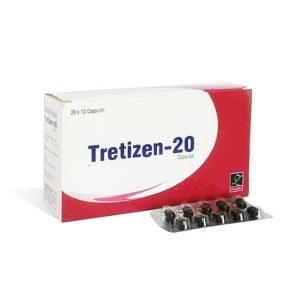 Tretizen 20 - comprar Isotretinoína (Accutane) en la tienda online | Precio