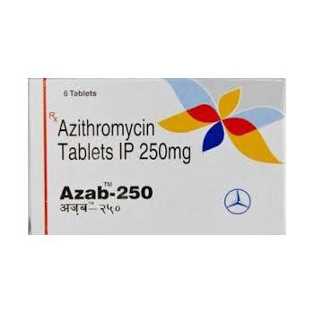 Azab 250 - comprar Azitromicina en la tienda online   Precio