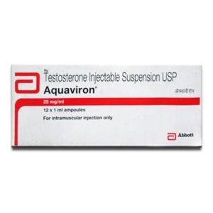 Aquaviron - comprar Suspensión de testosterona en la tienda online | Precio