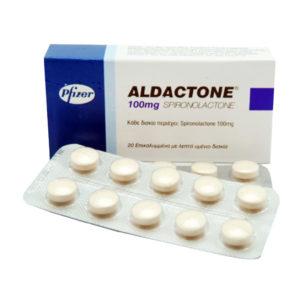 Aldactone - comprar Aldactona (espironolactona) en la tienda online | Precio