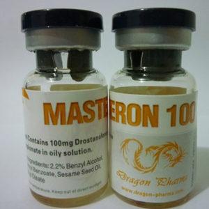 Masteron 100 - comprar Propionato de drostanolona (Masteron) en la tienda online | Precio