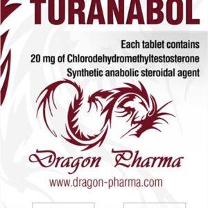 Turanabol - comprar Turinabol (4-clorodehidrometiltestosterona) en la tienda online | Precio